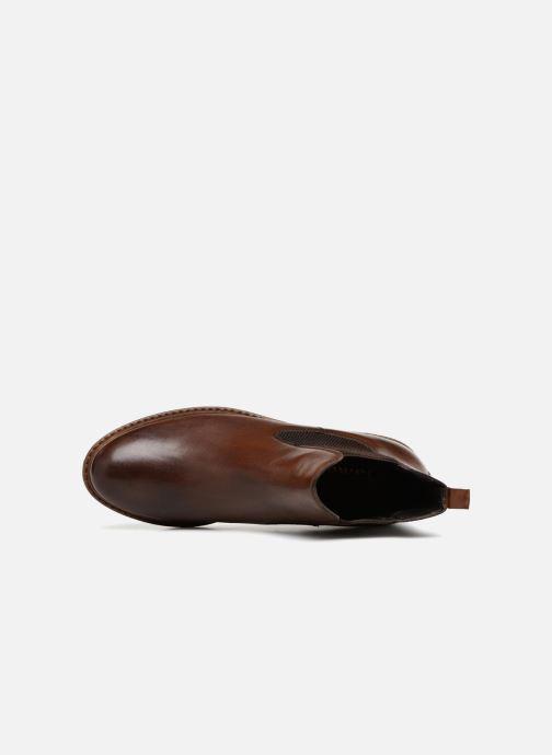 Stiefeletten & Boots Tamaris OCCI braun ansicht von links