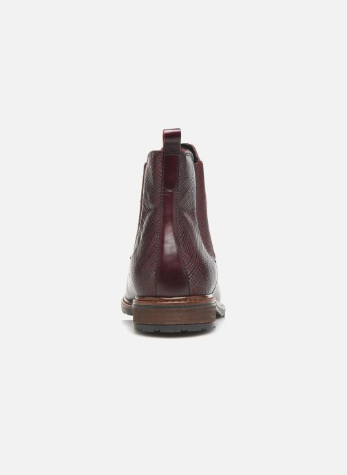 Ankle boots Tamaris OCCI Burgundy view from the right