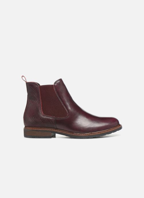 Ankle boots Tamaris OCCI Burgundy back view
