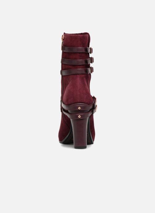 Bottines et boots Tamaris TALI Bordeaux vue droite