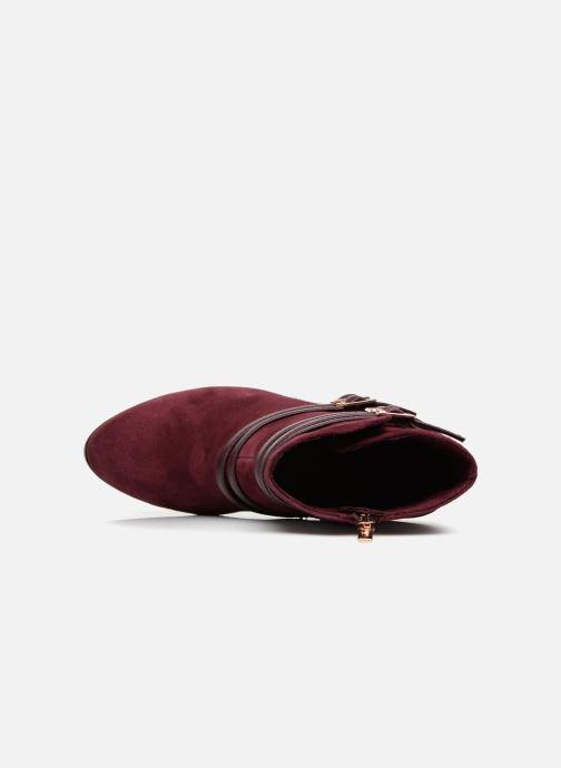 Bottines et boots Tamaris TALI Bordeaux vue gauche