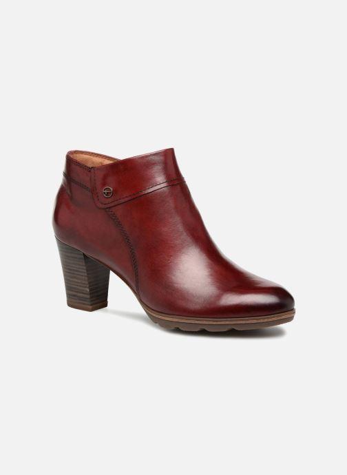 aee2fe93eb8e4 Tamaris KATTY (Rouge) - Bottines et boots chez Sarenza (341702)