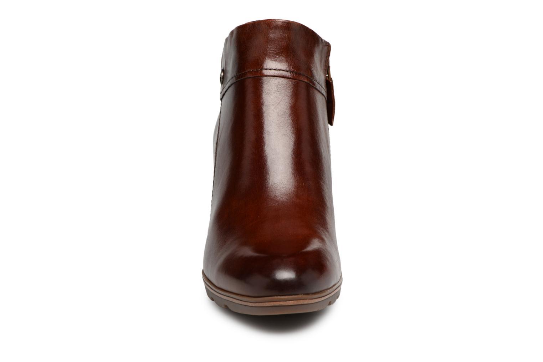 Boots en enkellaarsjes Tamaris KATTY Bruin model