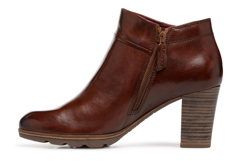 Boots en enkellaarsjes Tamaris KATTY Bruin voorkant