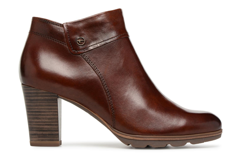 Boots en enkellaarsjes Tamaris KATTY Bruin achterkant