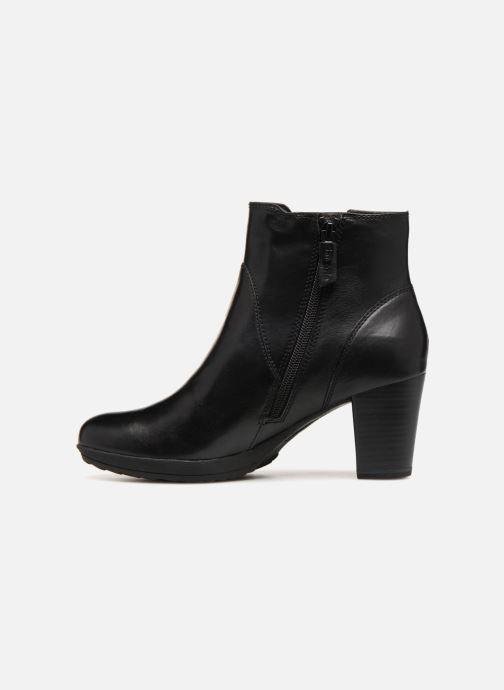 Bottines et boots Tamaris LAPA Noir vue face