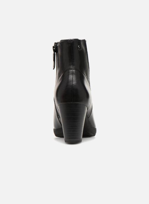 Bottines et boots Tamaris LAPA Noir vue droite