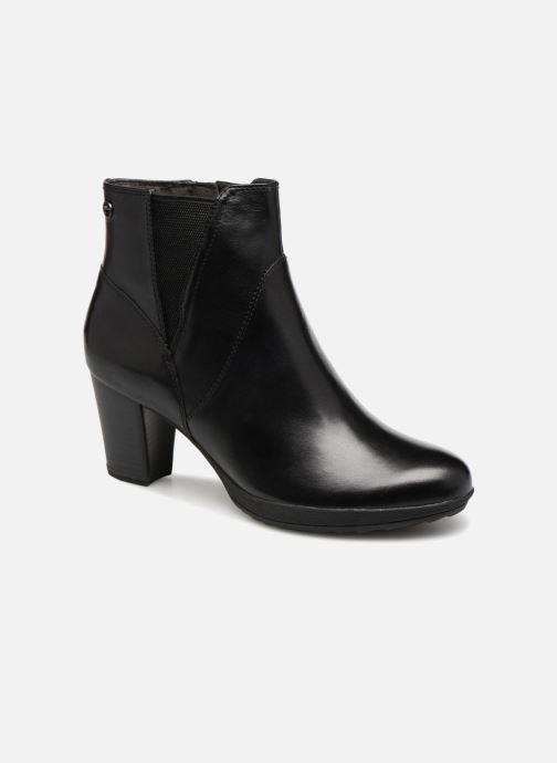 Bottines et boots Tamaris LAPA Noir vue détail/paire