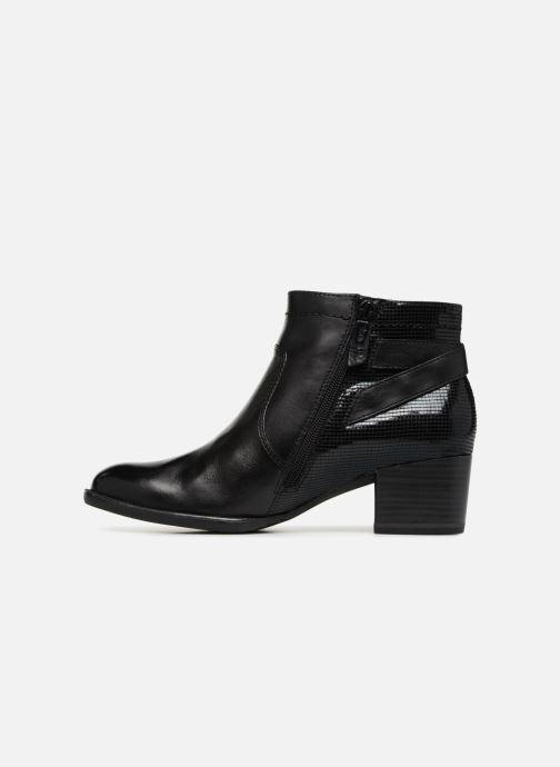 Bottines et boots Tamaris MARA Noir vue face