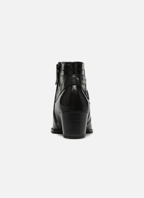 Bottines et boots Tamaris MARA Noir vue droite