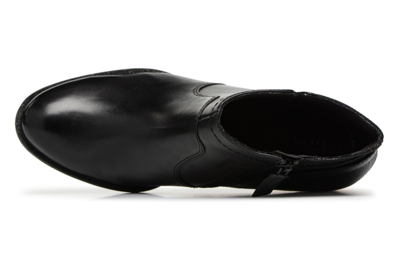 Bottines et boots Tamaris MARA Noir vue gauche