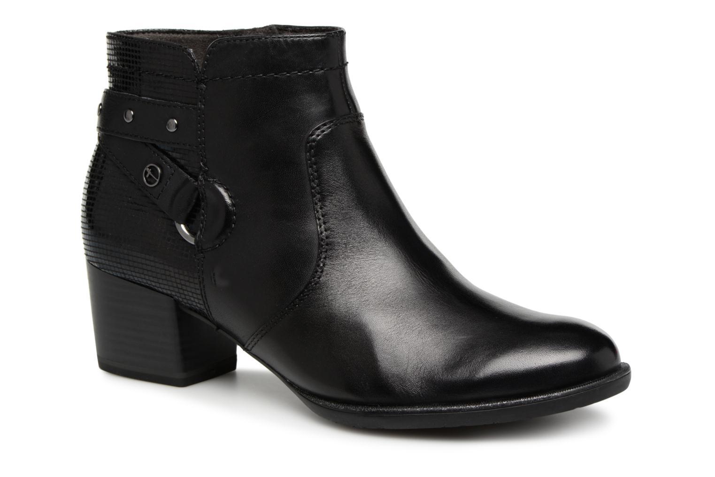 Bottines et boots Tamaris MARA Noir vue détail/paire