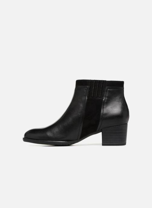 Bottines et boots Tamaris SALVA Noir vue face