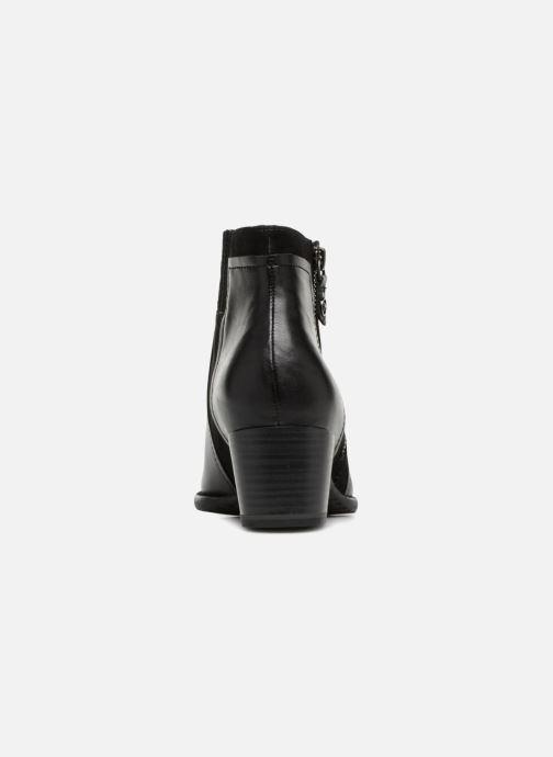 Bottines et boots Tamaris SALVA Noir vue droite