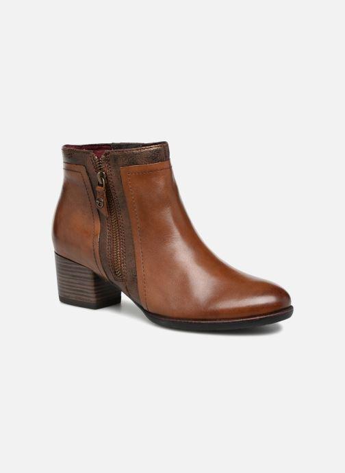 Tamaris SALVA (Marron) Bottines et boots chez Sarenza (341708)