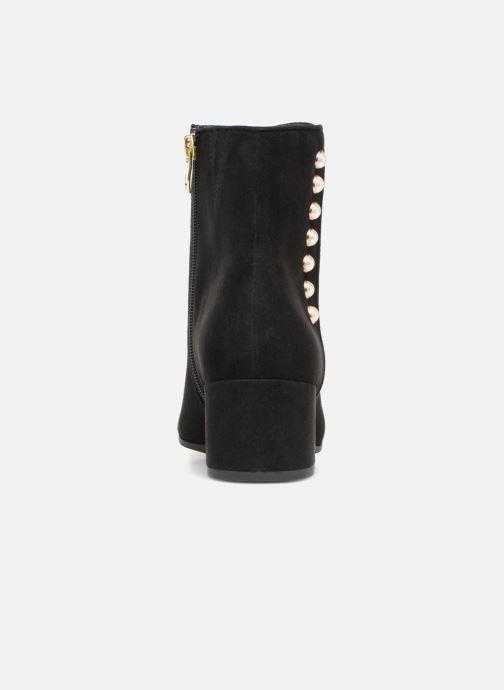 Boots en enkellaarsjes Tamaris BAHIA Zwart rechts
