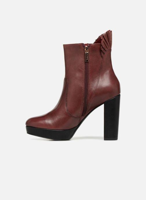 Bottines et boots Tamaris RASO Marron vue face