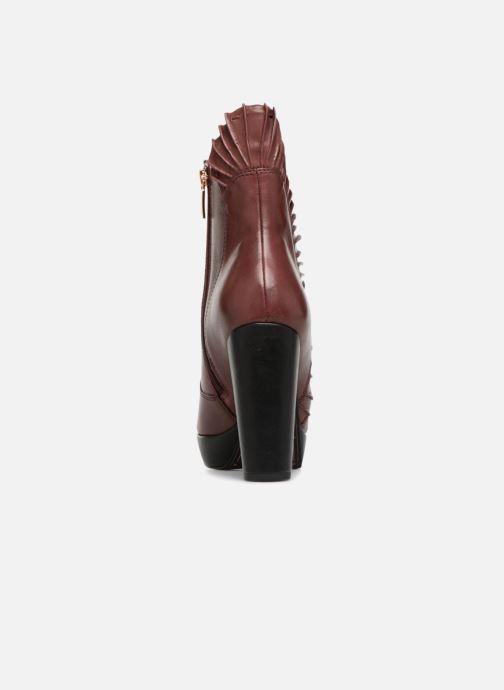 Bottines et boots Tamaris RASO Marron vue droite