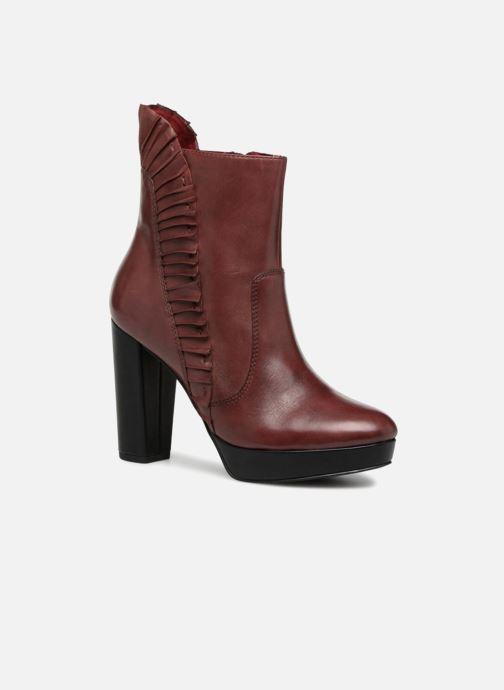 Bottines et boots Tamaris RASO Marron vue détail/paire