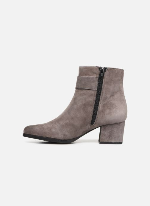 Ankle boots Tamaris HEGGE Grey front view