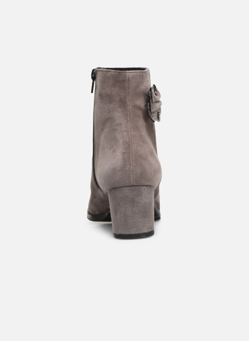 Ankle boots Tamaris HEGGE Grey view from the right