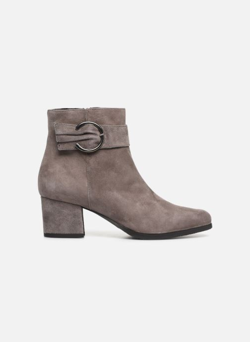 Ankle boots Tamaris HEGGE Grey back view