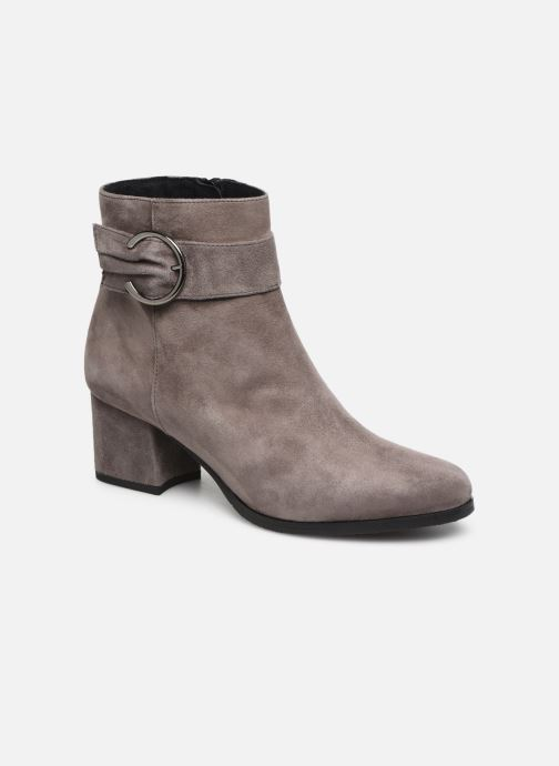 Ankle boots Tamaris HEGGE Grey detailed view/ Pair view