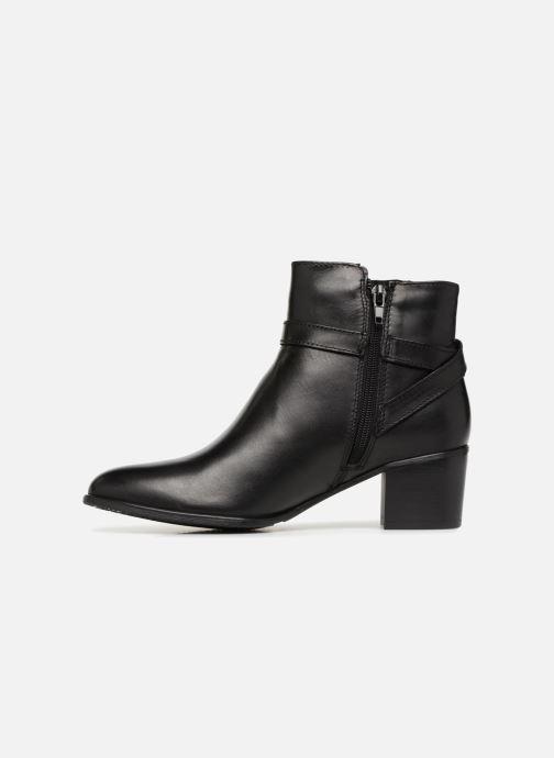 Stiefeletten & Boots Tamaris KOULY schwarz ansicht von vorne