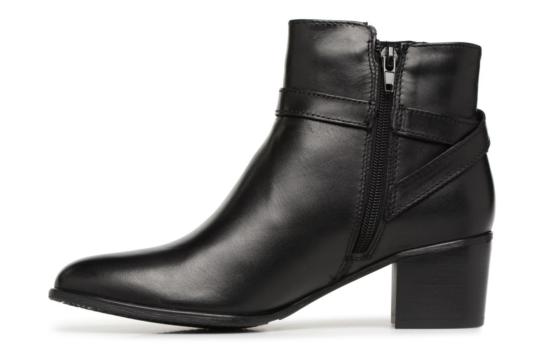 Bottines et boots Tamaris KOULY Noir vue face