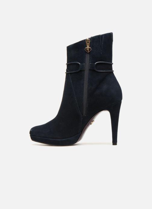 Stiefeletten & Boots Tamaris GIOIA blau ansicht von vorne