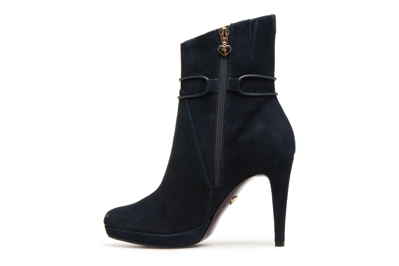 Boots en enkellaarsjes Tamaris GIOIA Blauw voorkant