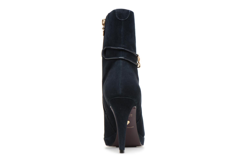 Boots en enkellaarsjes Tamaris GIOIA Blauw rechts