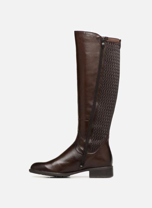 Boots & wellies Tamaris TONA Brown front view
