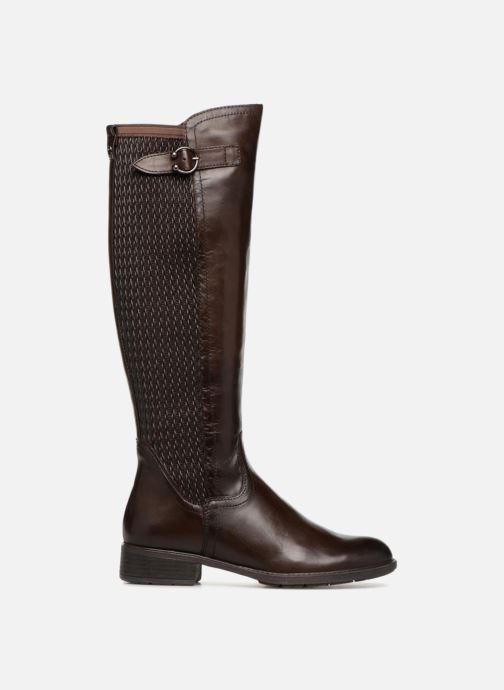 Boots & wellies Tamaris TONA Brown back view