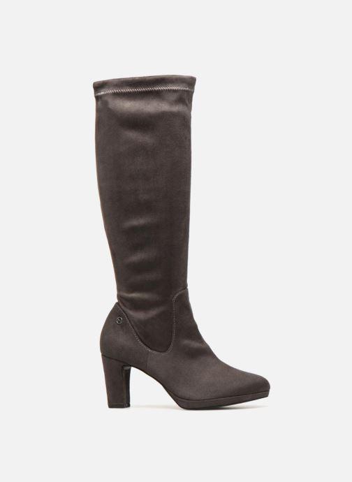 Boots & wellies Tamaris MAFFI Grey back view