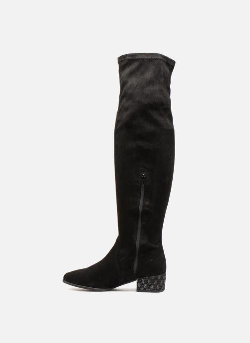 Stiefel Tamaris PRIL schwarz ansicht von vorne