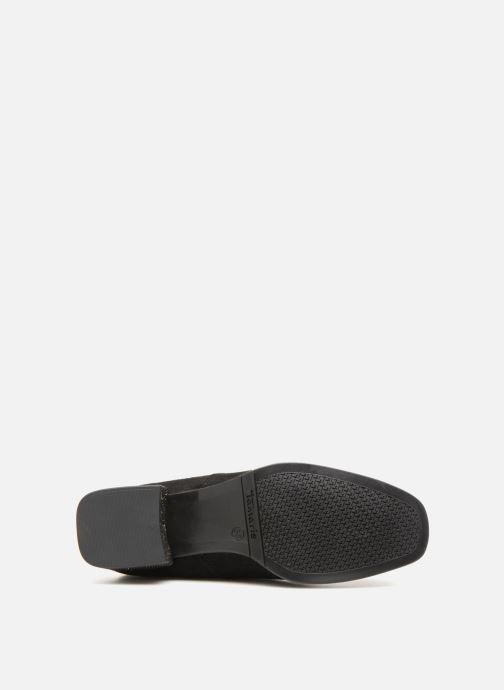 Stiefel Tamaris PRIL schwarz ansicht von oben