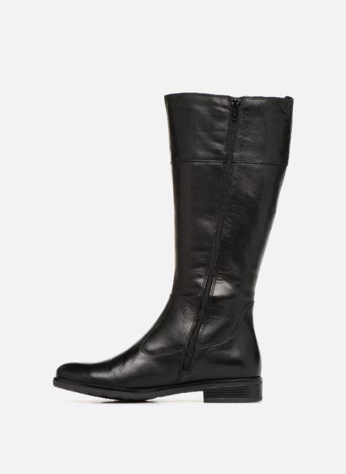 Stiefel Tamaris MELT schwarz ansicht von vorne