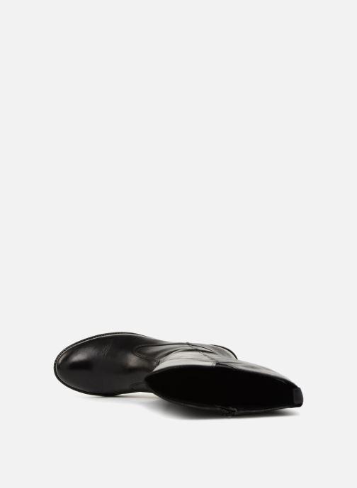 Stiefel Tamaris MELT schwarz ansicht von links