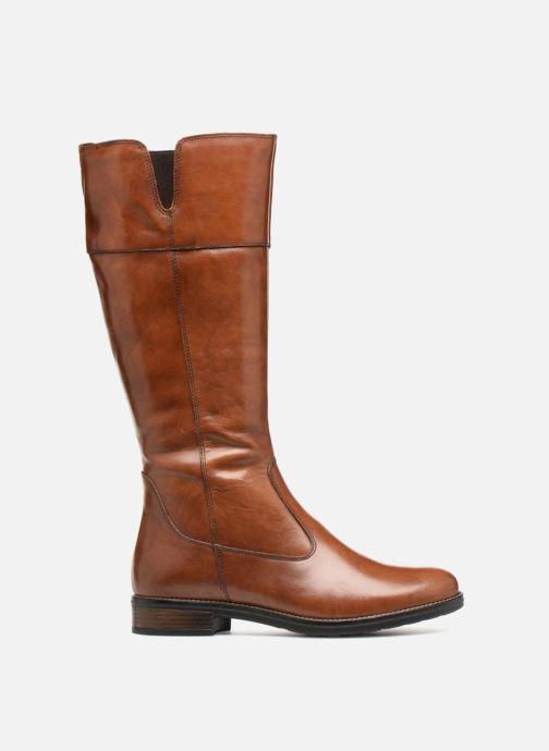 Boots & wellies Tamaris MELT Brown back view