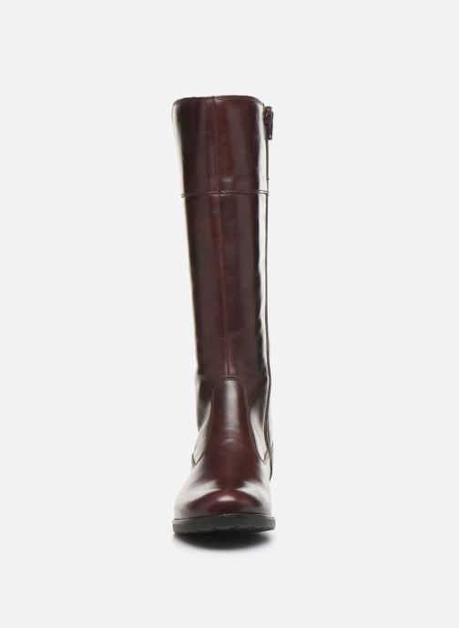 Stiefel Tamaris MELT braun schuhe getragen