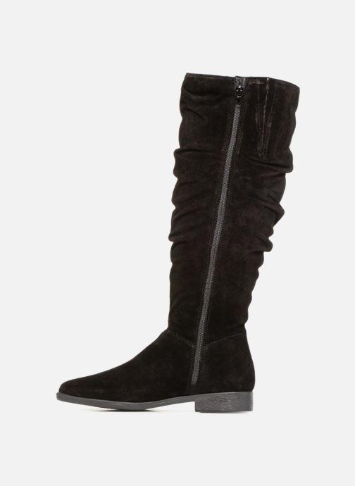 Stiefel Tamaris FLOW schwarz ansicht von vorne