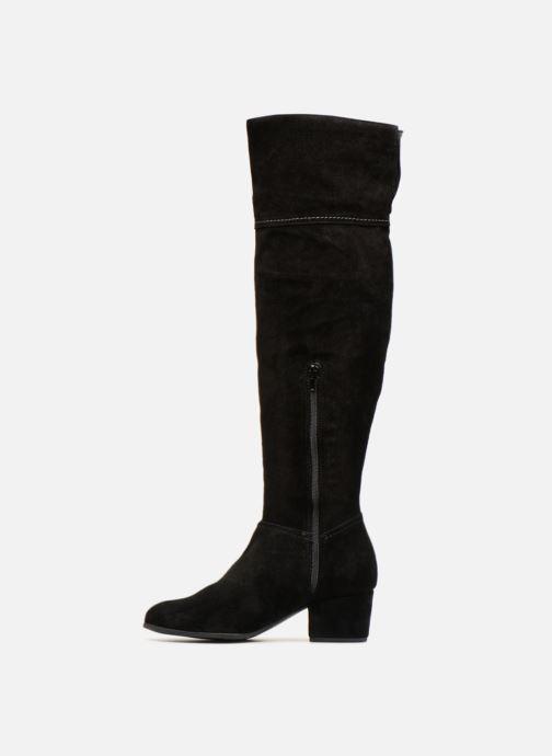 Stiefel Tamaris AUREL schwarz ansicht von vorne