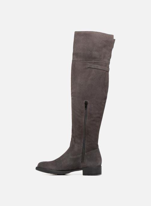 Stiefel Tamaris FIME grau ansicht von vorne