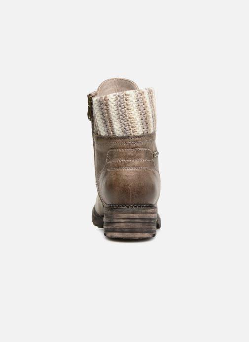 Bottines et boots Tamaris OZZY Gris vue droite