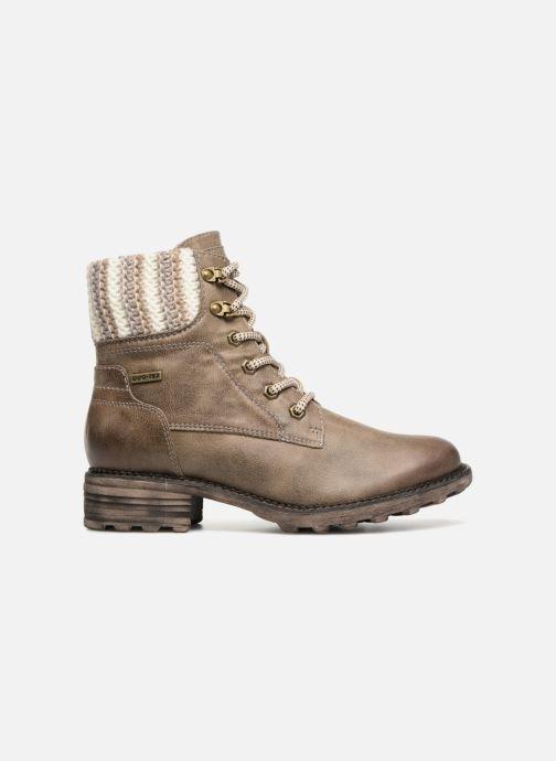 Bottines et boots Tamaris OZZY Gris vue derrière