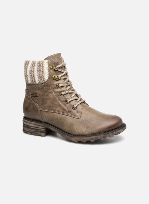Bottines et boots Tamaris OZZY Gris vue détail/paire