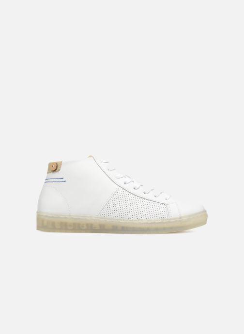 Sneakers Faguo ASPEN04 Wit achterkant