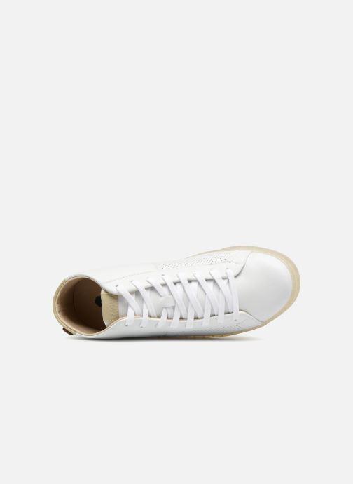 Sneakers Faguo ASPEN04 Wit links