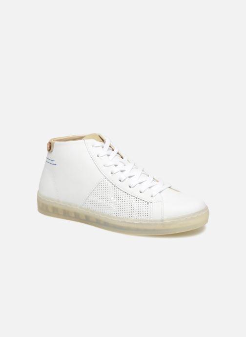 Sneakers Faguo ASPEN04 Wit detail